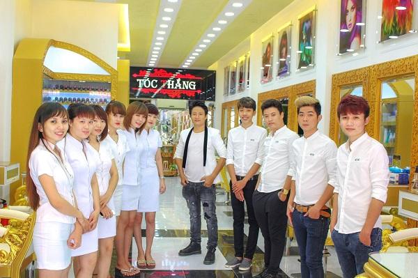 Tham khảo những địa chỉ làm tóc đẹp ở Biên Hòa giá tốt nhất 1