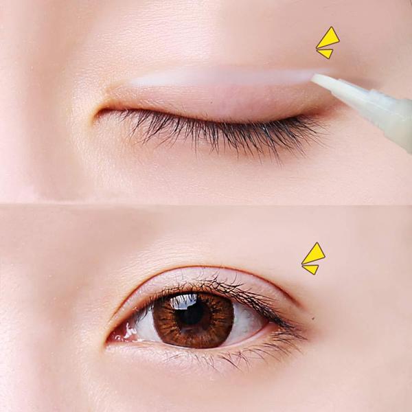 Cách làm mắt 2 mí tự nhiên