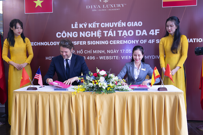 Viện thẩm mỹ DIVA - Hành trình xây dựng thương hiệu làm đẹp uy tín