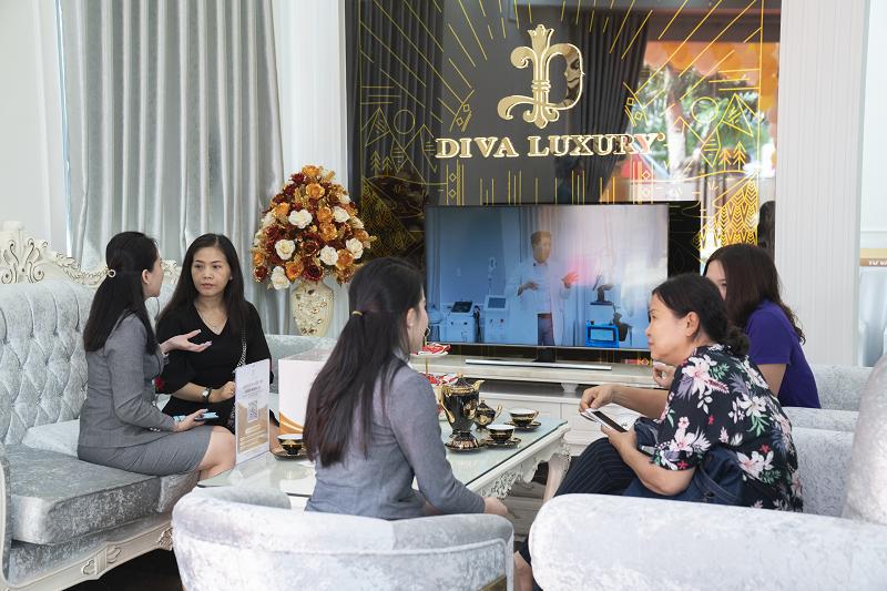 Viện Thẩm Mỹ DIVA Luxury có tốt không?